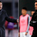 What did Scaloni say when asked about Marcelo Gallardo's desire to lead the National Team?