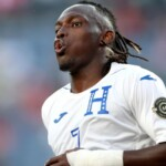 Which channel transmits Honduras vs. Granada for the Concacaf Gold Cup