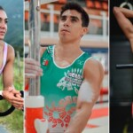 Who are former Exatlon members who will represent Mexico at the Tokyo 2021 Olympic Games