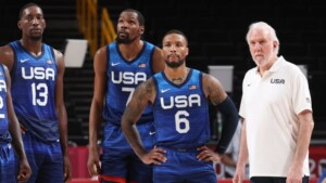 Why is Team USA having a hard time prevailing in international basketball?