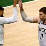 Without Antetokounmpo, Milwaukee was one win from the finals