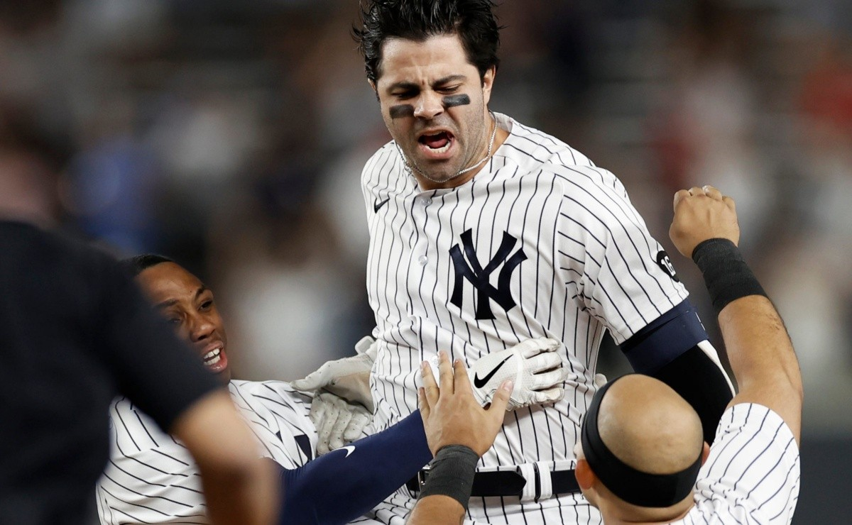 Yankees: Tie the sweep! Ryan LaMarre defines with Hit Walk Off as a pinch-hitter vs Phillies