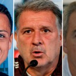 """""""You can bring whoever you want"""": Javier Aguirre's reaction on the differences between """"Tata"""" and """"Chicharito"""""""