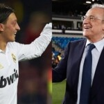 'Your girlfriend has been through all of Inter and Milan': Florentino to Ozil