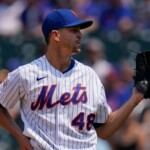 deGrom announces that he will not go to the All-Star Game
