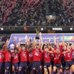 1-0: PSG miss the first title of the season