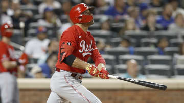 Joey Votto has homered seven straight games