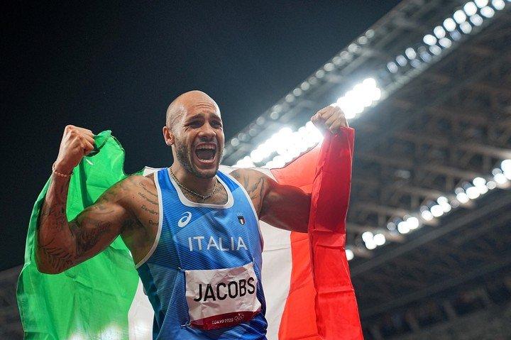 Lamont Jacobs, Usain Bolt's successor.