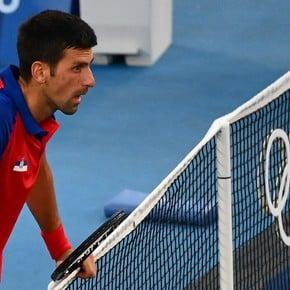 Djokovic's karma at the Olympics