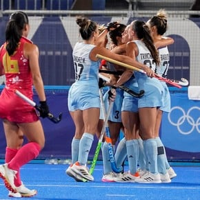 New victory for Las Leonas in Tokyo