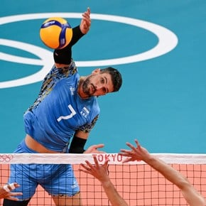 Great comeback of volleyball that dreams of going to the quarterfinals