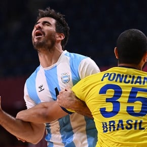 Painful defeat of the Gladiators in the classic against Brazil