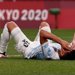 Argentina eliminated from the Olympics: the players that Batista wanted and did not give him