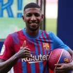 Emerson Royal presentation, live | The press conference live today