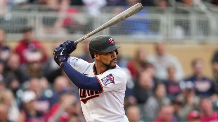 Byron Buxton has been injured