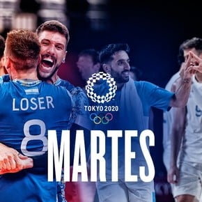 A Tuesday to get up early for the National Team: Let's go Argentina!