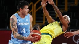 1628004230 671 The disconsolate cry of Campazzo for the elimination of Argentina
