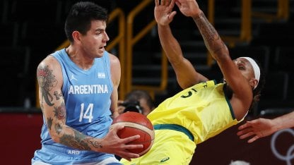 Hard fall of Argentina against Australia and farewell to Tokyo