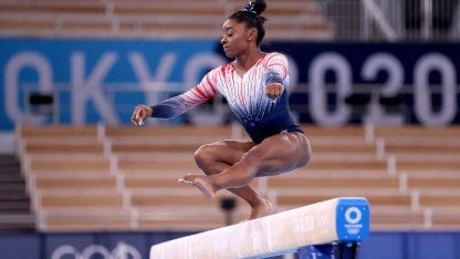 The confession of Simone Biles after returning to compete in Tokyo 2020