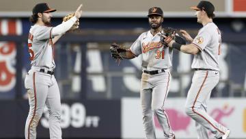 Baltimore punished the Yankees pitching