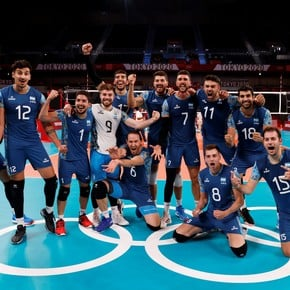 Argentina - Italy in volleyball quarters: time and live TV