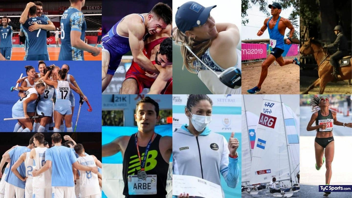 1628101521 Which Argentines should debut in Tokyo 2020 and what are