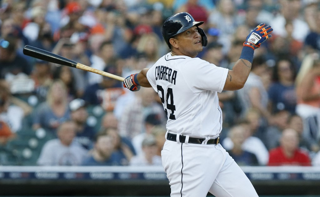 1628109780 Since June Miguel Cabrera is another