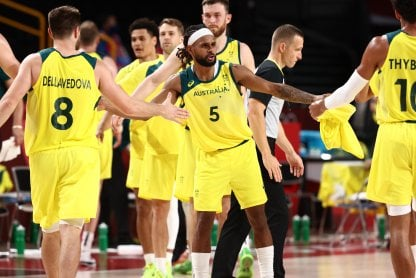 Australia - Basketball - Tokyo 2020 Olympic Games