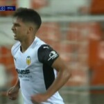 Keep adding minutes: Burlamaqui started with Valencia in a friendly against AC Milan