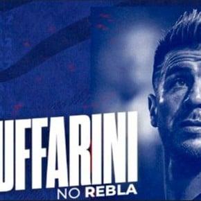 Buffarini is already a new Huesca player