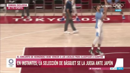 Argentina team vs. Japan in basketball, for the Olympic Games: schedule and where to watch live