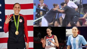 Taurasi, the legend of Argentine roots who seeks the fifth gold in Tokyo 2020