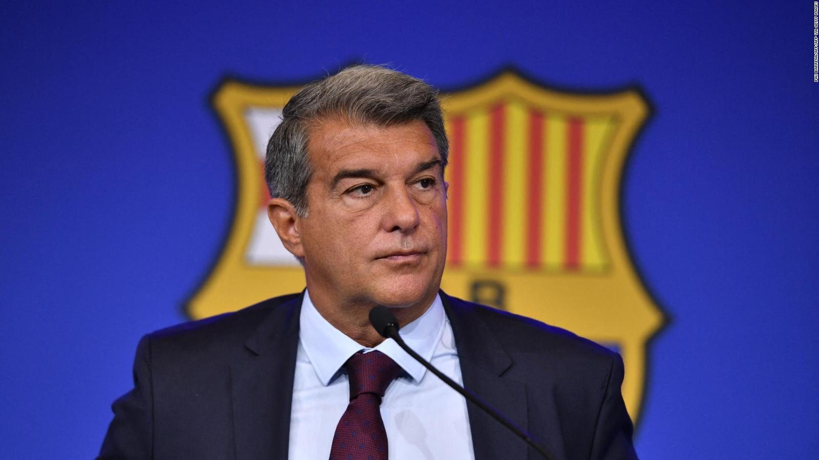 1628301356 These are the reasons that the president of Barcelona gave