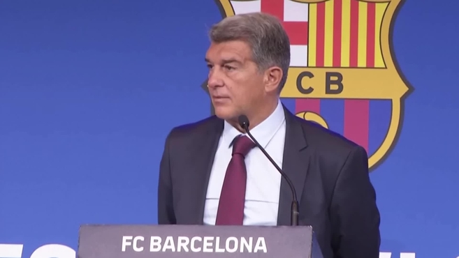 1628305091 Sparks fly between Tebas and Laporta Now you are worried