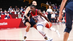 United States vs. France Live: Statistics, Commentary and How to Watch the Final of the Tokyo 2020 Olympic Games | NBA.com Mexico | The Official Site of the NBA