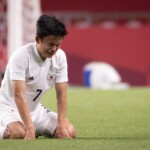 The pain of Kubo, the soccer star of Japan after losing the medal with Mexico in Tokyo
