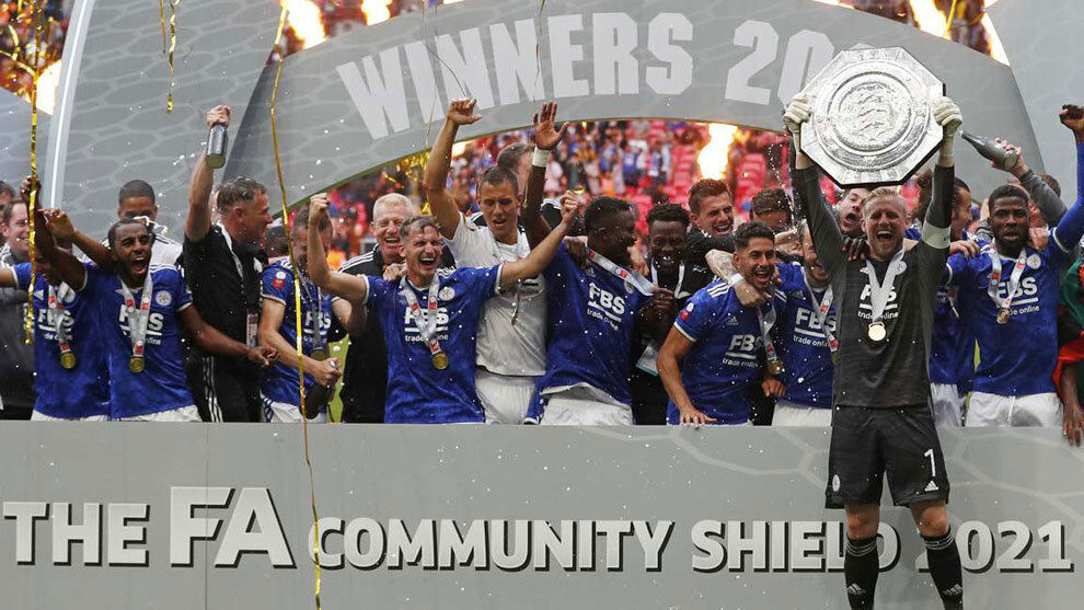 1628363998 Leicester win Community Shield and mark Grealish debut with City