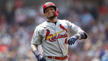 Yadier Molina continues to make history in the St. Louis Cardinals