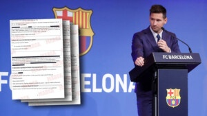 They threaten to denounce and block Messi's contract with PSG