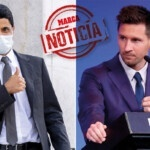 PSG formalizes the offer to Messi and hopes to close it shortly