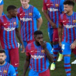 General boo for Umtiti and Pjanic and division for the captains