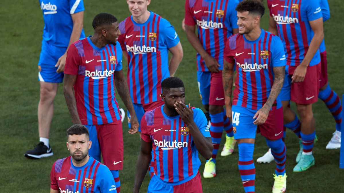 1628454408 General boo for Umtiti and Pjanic and division for the