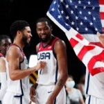 The basketball gap between the US and the rest of the world is narrowing more and more
