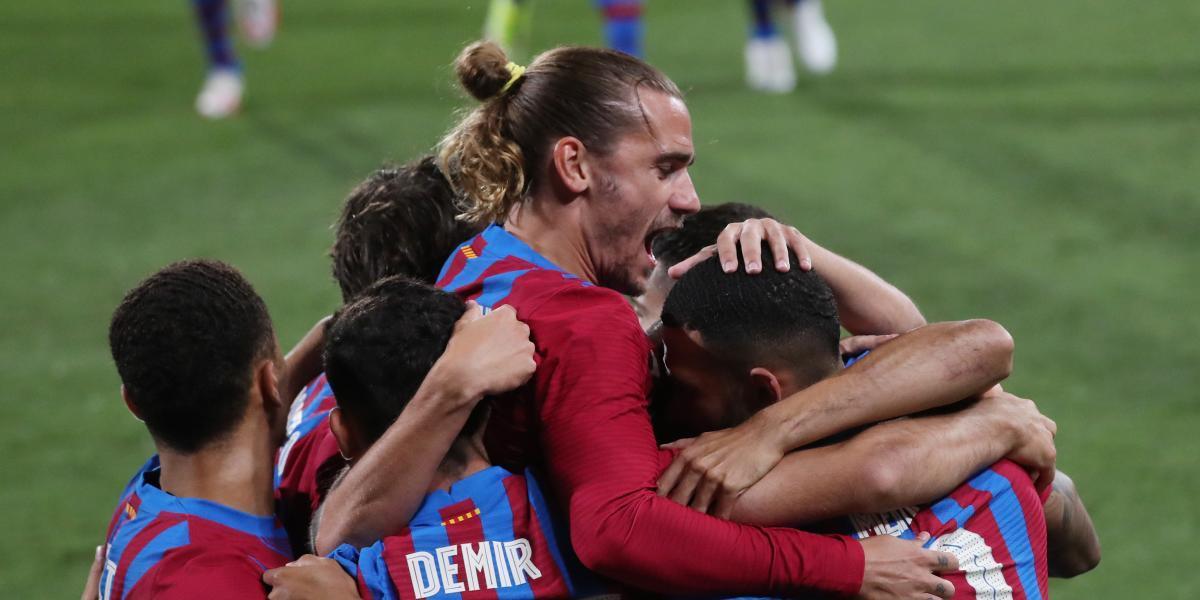 3-0: Prestige victory to start the post Messi era