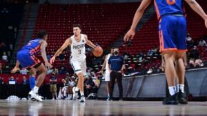 Chris Duarte makes Summer League debut with Pacers