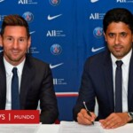 Why Qatar is the great beneficiary of Messi's signing (in addition to PSG) - BBC News Mundo