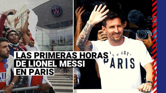 Lionel Messi to PSG: all about the first hours of ex-Barcelona in Paris