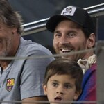 Who is Pepe Costa, the man who left Barcelona to accompany Messi and will be reunited with his son at PSG