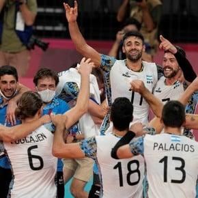 Historic bronze against Brazil!