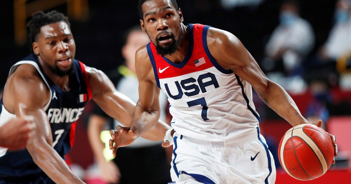 Tokyo 2020: the United States took gold in basketball and Argentina remains the only one to win it against the NBA